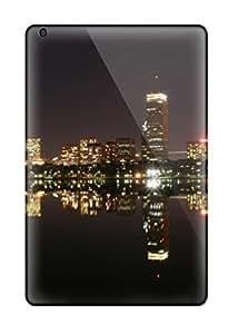 Perfect Fit IziLwUh2996lKobK Boston City Case For Ipad - Mini/mini 2