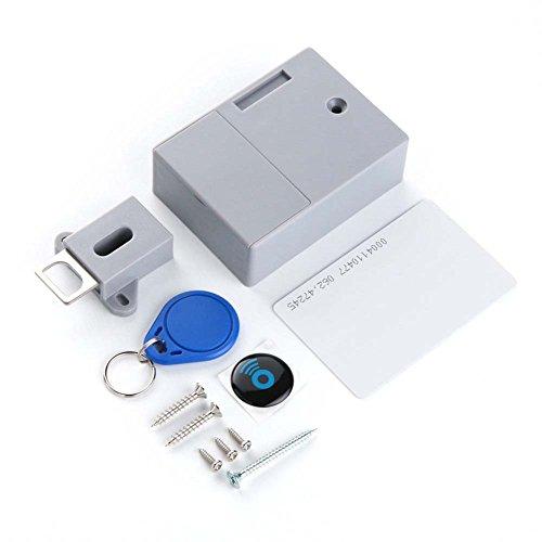 Diconna RFID Electronic Cabinet Lock Hidden DIY Lock Kit Set for Drawer Locker by Diconna (Image #6)