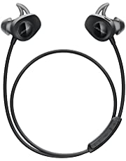 Bose SoundSport Wireless Bluetooth Headphones - Black