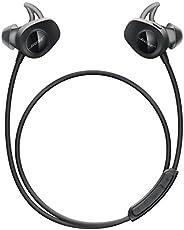 Bose SoundSport Wireless, Audifonos Inalambricos, Bluetooth, NFC, Color Negro Black