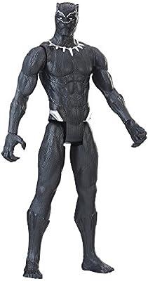 Marvel Black Panther Titan Hero Series 12 Inch [Black Panther ...