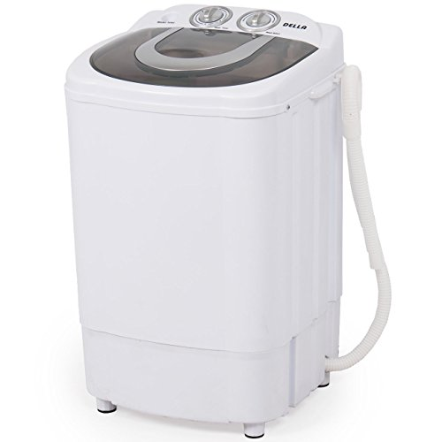 Portable Washing Machine Capacity Garments