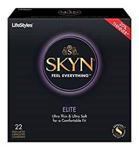 LifeStyles Skyn Elite - 22 Pack