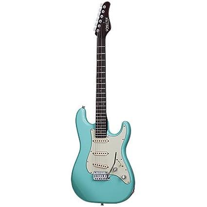 Schecter Nick Johnson USA Cusom AG · Guitarra eléctrica