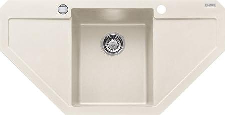 Franke Maris Mrg 612 E Sink Fraganit Magnolia Beige Corner