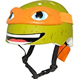 Nickelodeon Bell Teenage Mutant Ninja Turtles Cascos de Bicicleta 3D