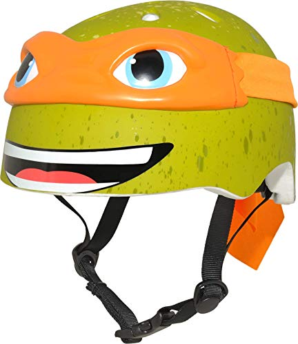 Teenage Mutant Ninja Turtle Youth Michelangelo Helmet,
