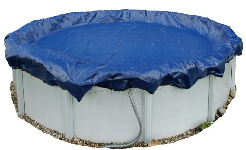 Blue Wave Gold Arctic Armor Winter Cover for 24ft Round A...