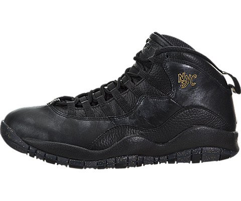 Jordan Nike Men's Air Retro 10 Basketball Shoe