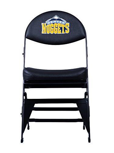 Spec Seats Official NBA Licensed X-Frame Courtside Seat Denver Nuggets by Spec Seats