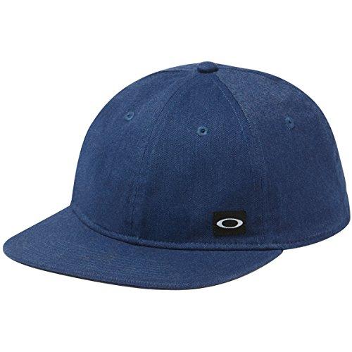 Oakley Men's Enduro Hat, Blue Shade, One - Golf Shades Oakley