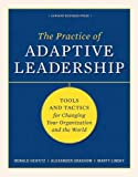 img - for The Practice of Adaptive Leadership: Tools and Tactics for Changing Your Organization and the World book / textbook / text book