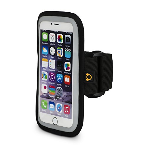 Gear Beast Sports Armband for Cell Phones Up to 6.5 Inches, Compatible with iPhone Xs Max, S8+, S7+, Galaxy S9+, S8+ & More. Cell Phone Case for Running,Fitness. Waterproof Reflective, Card Pocket
