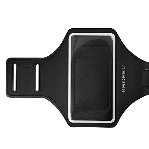 Sports Armband for HTC Desire Eye (Black) - 6
