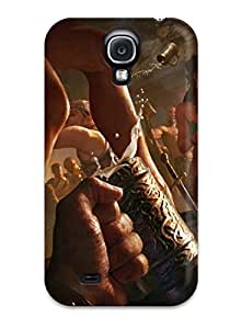 Bareetttt Premium Protective Hard Case For Galaxy S4- Nice Design - Video Game Age Of Conan by lolosakes