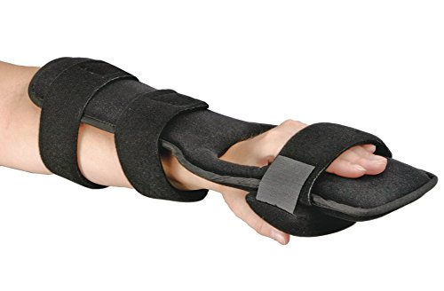 AliMed Dorsal Resting Splint, Left by AliMed