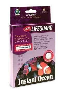 Instant Ocean Lifeguard Saltwater Remedy - Lifeguard Roll Shopping Results