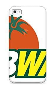 Iphone 5c Case Slim [ultra Fit] Subway Logo Protective Case Cover