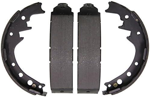 ACDelco 17505B Professional Bonded Rear Drum Brake Shoe Set