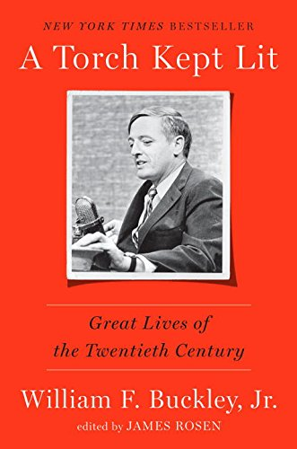A Torch Kept Lit: Great Lives of the Twentieth Century cover
