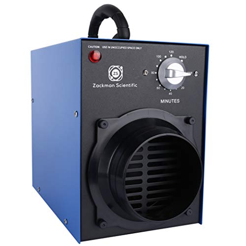 BestComfort Commercial Ozone Generator 5,000mg Industrial Air Purifier, Ozone Generator with Timer