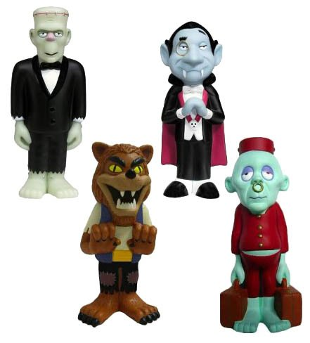 d0f3701bd829 Funko Mad Monster Party Series 1 Vinyl Figures 4 Piece Set