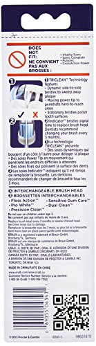Buy oral b power tip replacement heads
