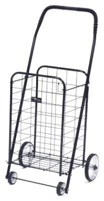 Narita Trading 003BK Shopping Cart Mini Black