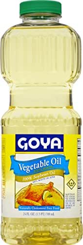Cooking Oils: Goya Vegetable Oil