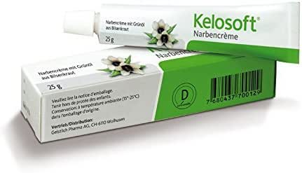 Kelosoft Dekaz Scar Removal- Natural Product with Herbals- silicone free
