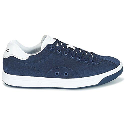 Lauren Blau Blau Mens Sneaker Court 100 Polo Low Ralph 5pq8xwW4