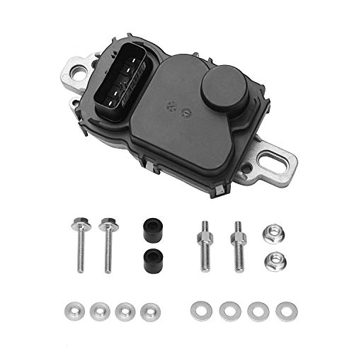 Gledewen Fuel Pump Driver Module with Mounting Bolts | for 2004-2011 Ford, 2005-2011 Lincoln, 2005-2011 Mazda, 2005-2011 Mercury Models | Replace# 590-001, 4C2A-9D372-BA, 5L8Z-9D37O-A, 5L8A-9D370-AA