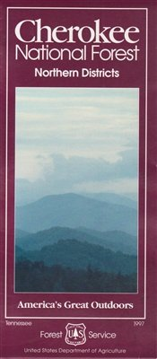 Cherokee National Forest, northern districts, Tennessee (SuDoc A 13.36/2-6:R 8-RG 146)