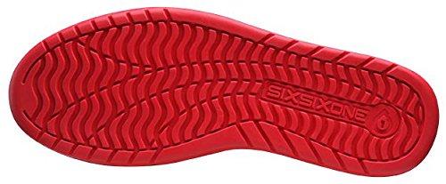 SIXSIXONE Filtre Chaussures Flat, Black, 41/8,5