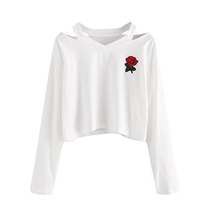 Mujer blusa tops otoño fiesta citas urbano,Sonnena Moda blusa tops para mujer manga larga