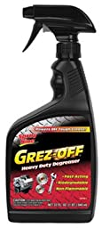 Spray Nine Grez-Off Heavy-Duty Degreaser
