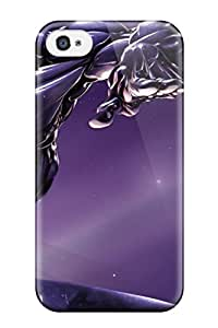 Dixie Delling Meier's Shop Best Design High Quality Silver Surfer Cover Case With Excellent Style For Iphone 4/4s