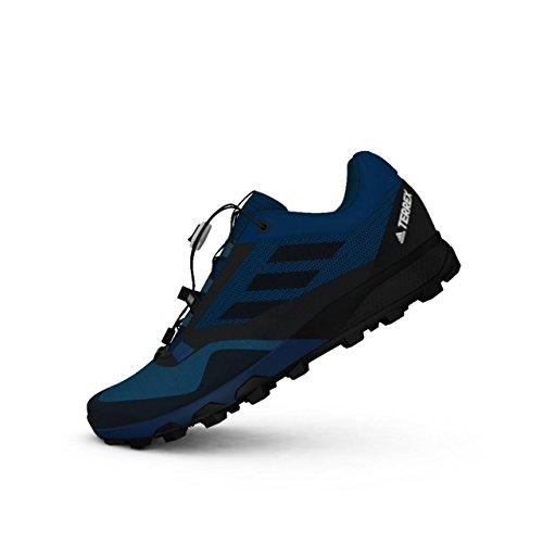 adidas Herren Terrex Trailmaker Wanderschuhe, Blau (Blu Azubas/Negbas/Ftwbla), 42 EU