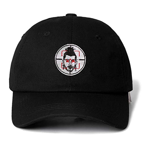 eeefc56be7e Eric Carl Eminem Killshot Machinegunkelly Cotton Snapback Cap Baseball Cap  for Men Women Hip Hop Dad
