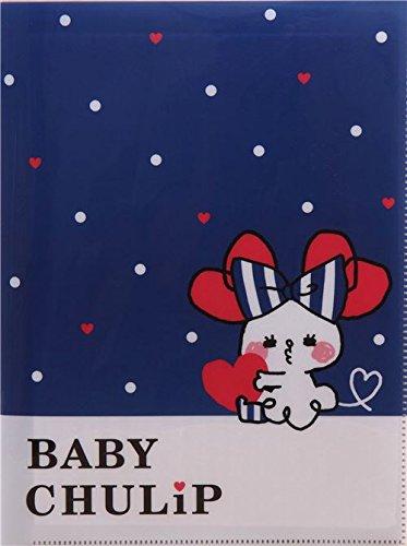 Carpeta archivador 10 apartados A4 azul lunares blancos Baby ...
