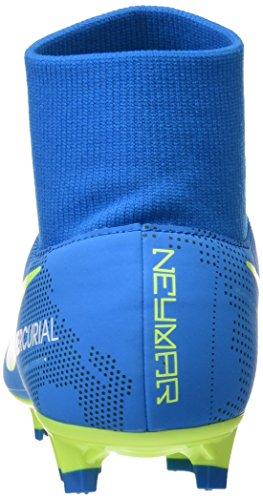 Nike Mercurial Victory Vi Df Njr Fg Mens Fashion-sneakers 921506 Blu Orbita / Blu Orbita / Armeria Navy / Bianco