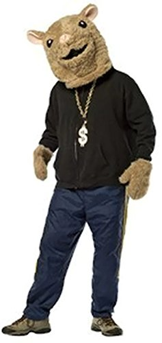 Hamster Adult Costume Set - One Size]()