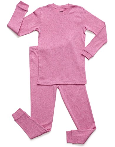 Pink 2 Piece Pajamas - 1