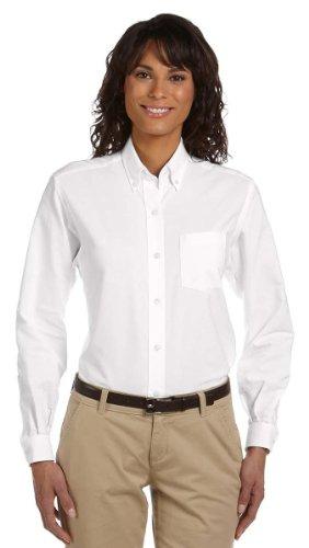 Long Sleeve Wrinkle Resistant Oxford - 3