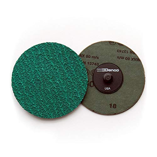 Roloc Grinding Disc Green 3