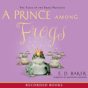 A Prince Among Frogs Audiobook