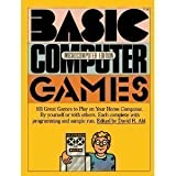 BASIC Computer Games: Microcomputer Edition