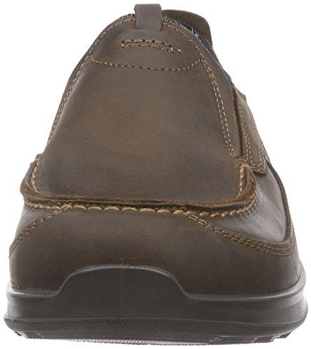 ECCO Hayes, Pantofole Uomo Marrone(cocoa Brown 2482)