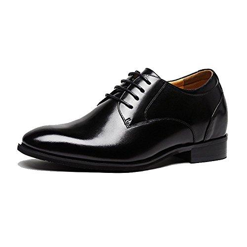 les chaussures en cuir noir mode d'été niumj feuillet d'été mode 03b691