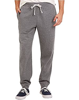 Men's Knit Jogger with Graphic Nautica Logo